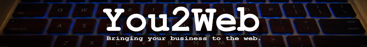 You2Web – Website Design, Development, Custom Programming, Database, Wordpress Blogs